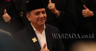 Ketua Kamar Dagang Indsutri Sumatera Utara (Kadin Sumut), Ivan Iskandar Batubara.