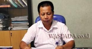 Kepala Sekretaris Perusahaan PDAM Tirtanadi, Jumirin.