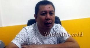 Ketua DPD Partai Golkar Medan, M. Syaf Lubis.