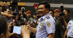 Panglima TNI, Marsekal Hadi (foto: Sindonews)