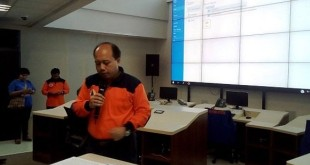 Kepala Pusdatin dan Humas BNPB Sutopo Purwo Nugroho. (Foto: Okezone)