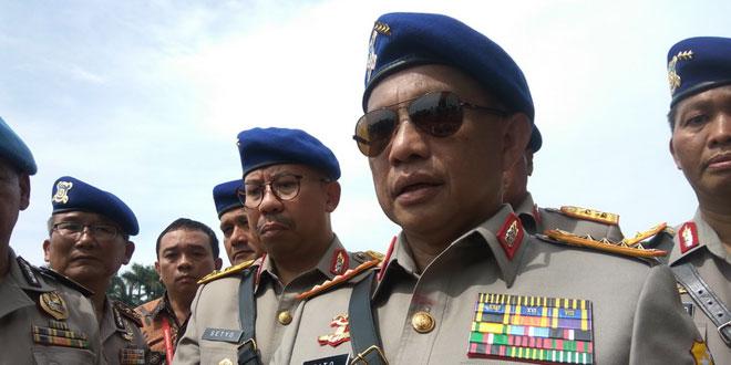 Kapolri Jenderal Tito Karnavian. (Foto: Hambali/Okezone)