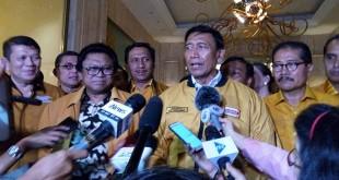 Ketua Dewan Pembina Partai Hanura Wiranto. Foto Okezone/Bayu Septianto