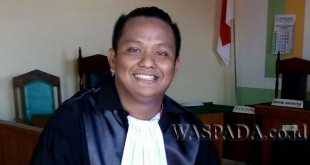 Praktisi Hukum Sumut, Agus A Samosir.