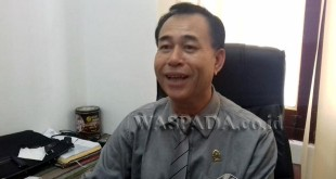 Juru bicara PN Medan, Jamaluddin SH, MH. (WOL Photo/Ilham)