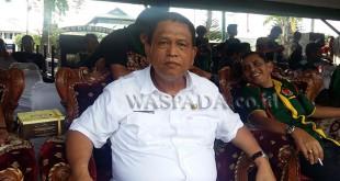 Kadispora Medan, Marah Husin Lubis.