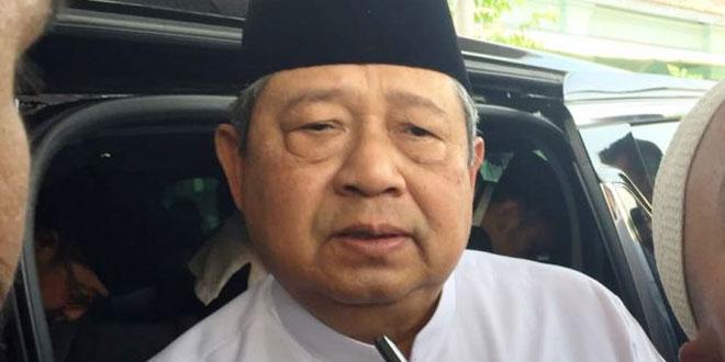 Ketua Umum Demokrat, SBY (foto: Okezone)