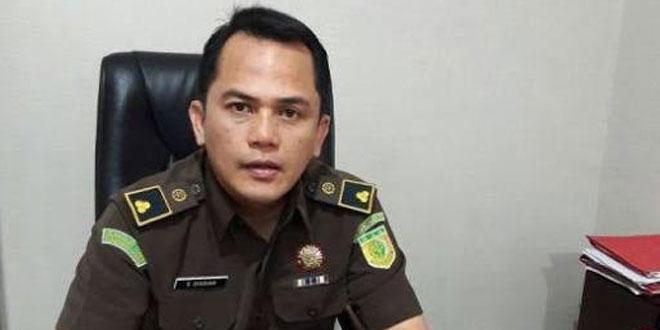 Kepala Seksi Penerangan Hukum (Kasipenkum) Kejatisu Sumanggar Siagian. (Foto: istimewa)