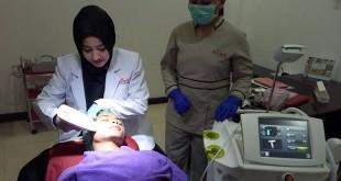 The Clinic di Jalan Sekip Medan yang mengupdate alat alat treatment baru dengan memperkenalkan Venus Versa yang memiliki berbagai fungsi.