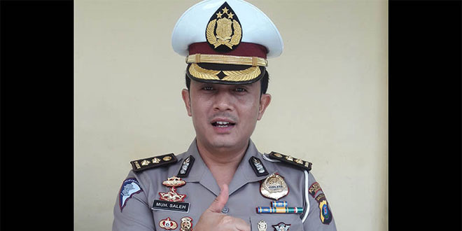 Kasat Lantas Polrestabes Medan, AKBP Muh Saleh. (Ist)
