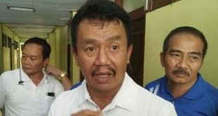 Bupati Jombang Nyono (Foto: Okezone)