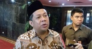 Wakil Ketua DPR Fahri Hamzah (foto: Bayu S/Okezone)