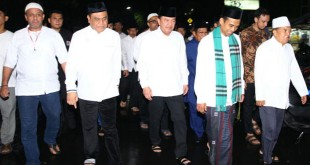 Wapres JK bersama ustad Abdul Somad (Foto: Setwapres)
