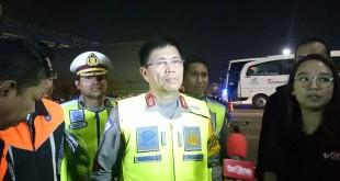 Kepala Korps Lalu Lintas Polri Irjen Royke Lumowa. (Foto: Puteranegara Batubara/Okezone)