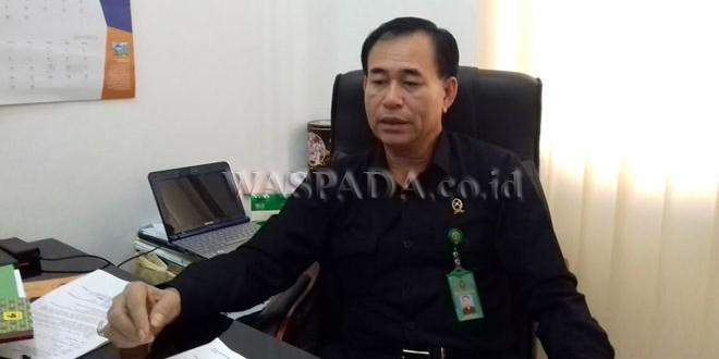 Humas Pengadilan Negeri (PN) Medan, Jamaluddin SH, MH. (WOL Photo)