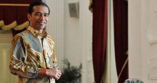 Presiden Jokowi (Foto: Okezone)