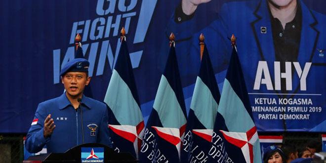 Ketua Kogasma AHY (Foto: Antara)