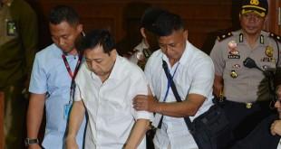 Setya Novanto saat sidang perdana korupsi e-KTP (Antara)