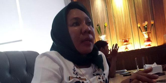 Kadis Pariwisata Sumut, Wan Hidayati. (foto: Ist)