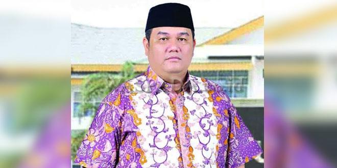 Agustinus Riza Kaban selaku Ketua DPD Perjuangan Keadilan.