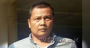 Kanit Reskrim Polsek Medan Sunggal Iptu Budiman Simanjuntak SE SH.(WOL Photo/Gacok)