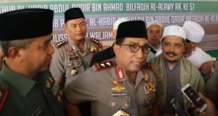 Kapolda Jatim, Irjen Pol Machfud Arifin. (Foto: Midaada/Okezone)