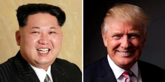 Pemimpin Tertinggi Korea Utara Kim Jong-un dan Presiden AS Donald Trump (Foto: Reuters)