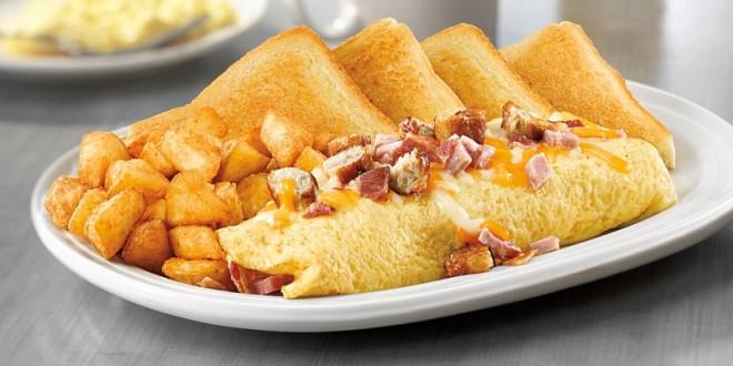 Omelet daging menu sarapan praktis yang lezat (Foto: Cloudfront)