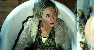 'A Quiet Place' mendapat nilai sempurna di Rotten Tomatoes. (Courtesy of Paramount Pictures)