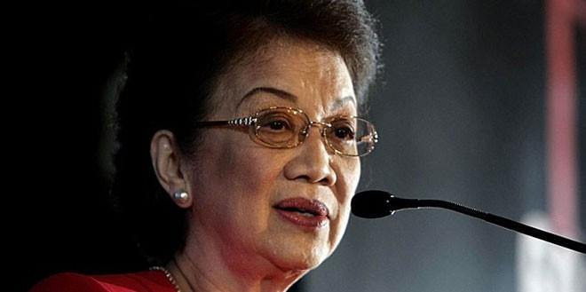 Corazon Aquino (Foto: Thefamouspeople)