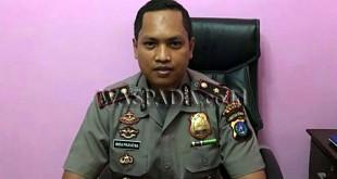 Kapolsek Medan Sunggal Kompol Wira Prayatna. (WOL Photo/Gacok)