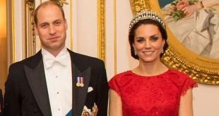 Pangeran William dan Kate Middleton (Foto: Mirror)