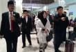 Puan Maharani mengunjungi Madinah. (foto: lindo)