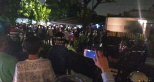 Situasi di TKP Perampokan Pondok Labu (Foto: Ist)