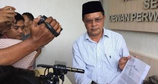 Anggota DPRA Aceh, Abdullah Saleh. Foto Okezone/Khalis Surry