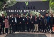 Bupati Gayo Lues  H. Muhammad Amru saat menghadiri Specialty Coffee Association (SCA) Coffee Expo di Seattle, Amerika Serikat 19-22 April 2018, bersama rombongan Gubernur Aceh Irwandi Yusuf. (WOL Photo/Ist)
