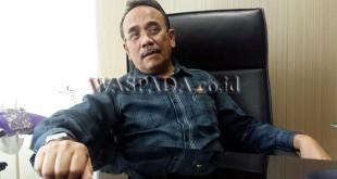 Anggota Komisi D DPRD Medan, Godfried Effendi Lubis. (WOL Photo)
