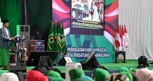 Jokowi hadiri hari lahir PPP di Semarang (Foto: Biro Pers Kepresidenan)