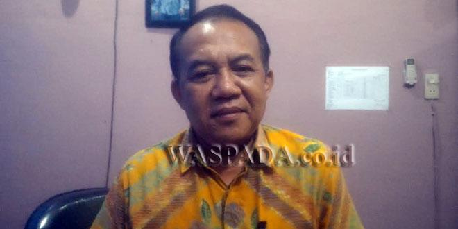Kepala SMKN I Percut Seituan, Kasni MPd. (WOL Photo)