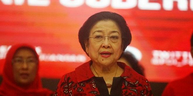 Ketum PDIP Megawati Soekarnoputri (Foto: Okezone)