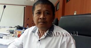 Wakil Ketua Komisi A DPRD Medan, Proklamasi Naibaho. (WOL Photo)