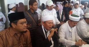 Sekretaris Tim 11 Ulama Alumni 212, Muhammad Al Khaththath