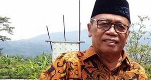 Anggota Komisi XIDPR dari Fraksi Partai Demokrat Amin Santono. Foto Facebook