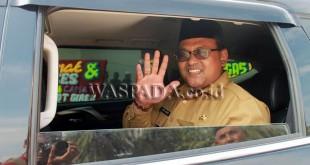 Wakil Bupati Aceh Utara, Fauzi Yusuf. (WOL Photo/Chairul Sya'ban)