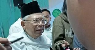 Ketua MUI KH Ma'ruf Amin (Foto: Okezone)