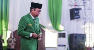 Ketua Umum PPP Romahurmuziy alias Romy (foto: Antara)