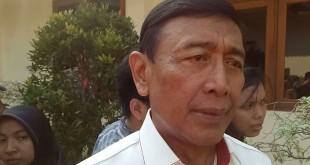 Menko Pulhukam Wiranto (Bayu/Okezone)