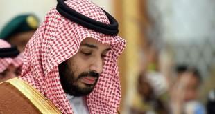 Putra Mahkota Arab Saudi, Mohammed bin Salman. (Foto: AFP)
