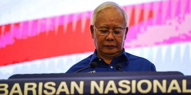 Najib Razak. (Foto: AFP)