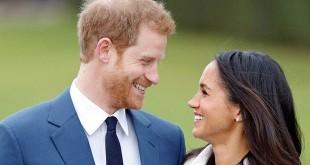 Pangeran Harry dan Meghan Markle. (Foto: Marieclaire)